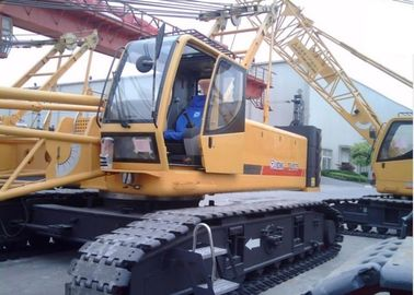 High quality  Durable Swing QUY75 Tracked Hydraulic Crawler Crane With Lattice Boom