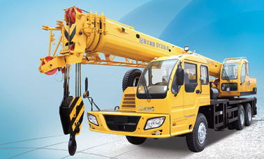 Hydraulic Mobile Crane QY20B.5 Truck Crane With 42.12m lifting height