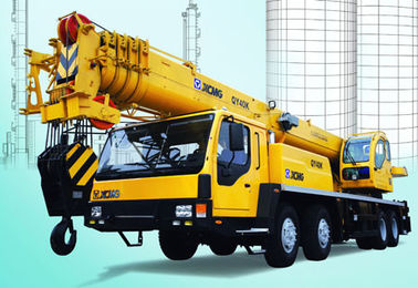 Durable Hydraulic Mobile Crane With QY40K Truck Crane For Balance Check