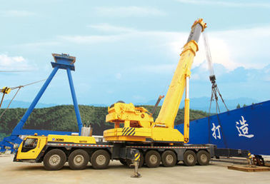 Durable All Terrian Crane QAY500 Hydraulic Mobile Crane With Digital Indicator