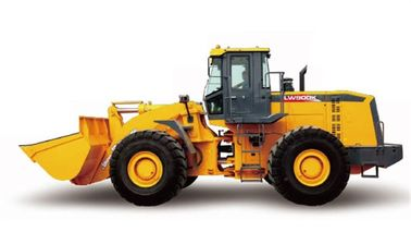 Low Fuel Consumption Earthmoving Machinery LW900KN Wheel Loader