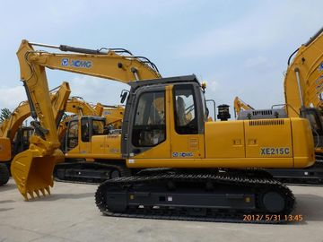 Advanced Hydraulic System Earthmoving Machinery XE215C Excavator