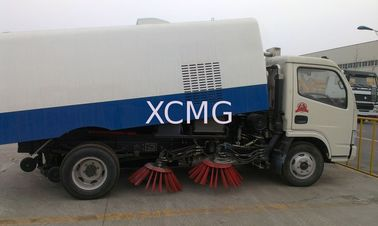 8tons Multifunction Road Sweeper Truck / Waste Collection Vehicles