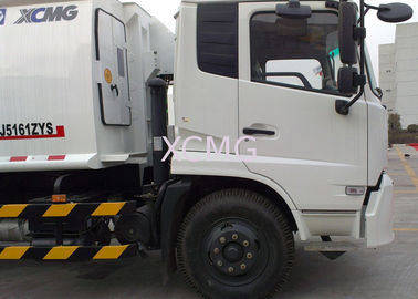 China Special Purpose Vehicles XZJ516lZYSA4 Rear Loading Detachable Container factory