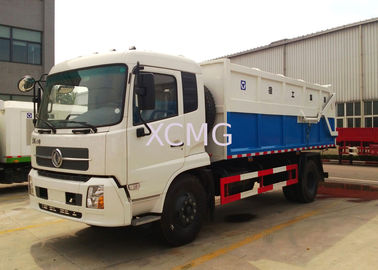 China Rear Loader Garbage Compactor Truck, Special Purpose Vehicles Waste Collection XZJ5121ZYS factory
