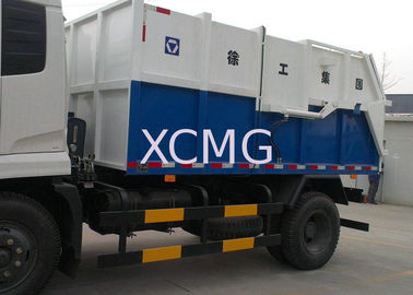 China Garbage Dump Truck Special Purpose Vehicles XZJ5160ZLJ For City Sanitation factory