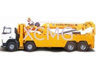 Durable 250KN Wrecker Tow Truck , 6 Tons To 60 Tons Breakdown Truck For Rescue Conditions