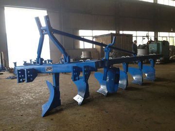Safety Half-turn Mounted Reversible Moldboard Ploughs , Low Oil Consumption Agricultural Farm Implements